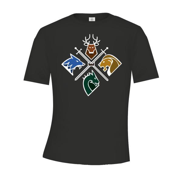 Game of Thrones t-shirt ontwerpen