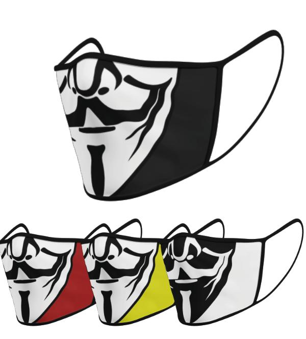 Mondmasker casa de papel
