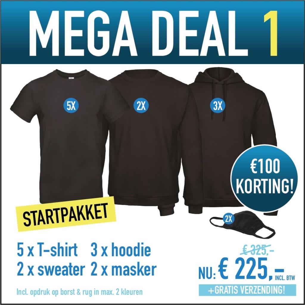Mega Deal Arttra-Design Startpakket