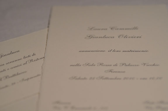 Italian Wedding Invitations And Customs Arttravarttrav