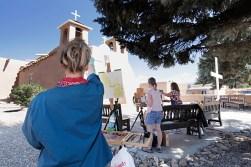 Capturing Rancho de Taos