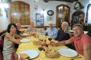Dinning in Cinque Terre