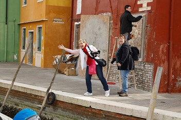 This must be Burano.