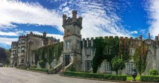 Our castle home base