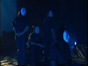Theatre Play Earth Rise - Silent Scream