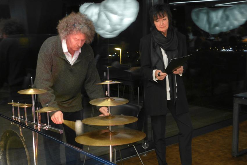 die Küche der lässlichen Sünden – kulinarische Lesung mit Percussion