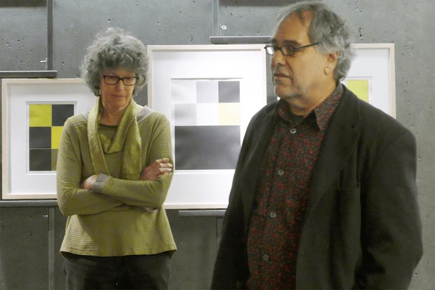 Doppelausstellung Hanni und Thomas Schirmann