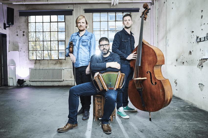 "20. September: Konzert mit dem Trio ""Ambäck"""