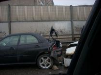Авария на южном мосту