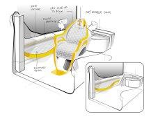 Концепт папмобиля от Lexus - RX-450h