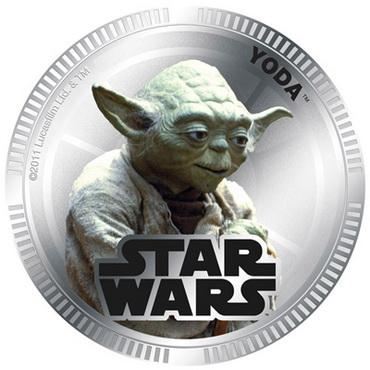 """Новая Зеландия, доллар с изображением мастера Йоды из """"Звездных войн"""" уступил сове"""