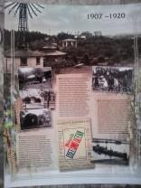 История парка Зиемельблазма 1907-1920