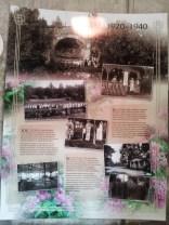 История парка Зиемельблазма 1920-1940