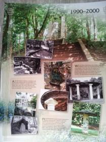 История парка Зиемельблазма 1990-2000