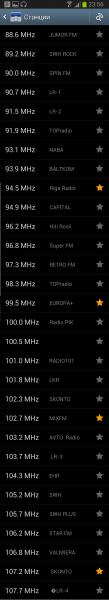 Рижские радиостанции