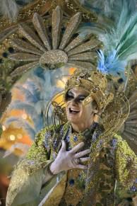 escola de samba Imperio Serrano carnval Rio de Janeiro201403010015