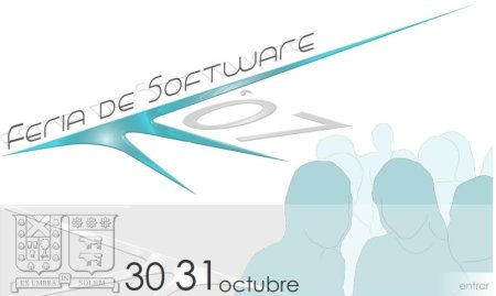 Sitio de la Feria de Software 2007