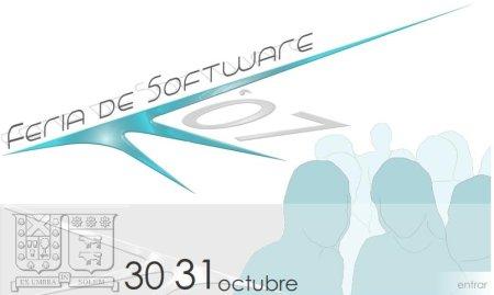 Sitio de la Feria de Software 2007