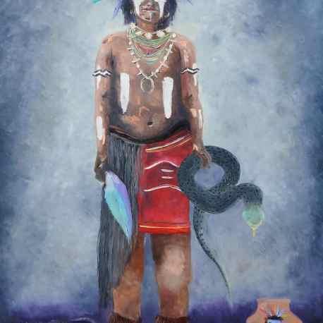 Hopi Snake Dancer copy