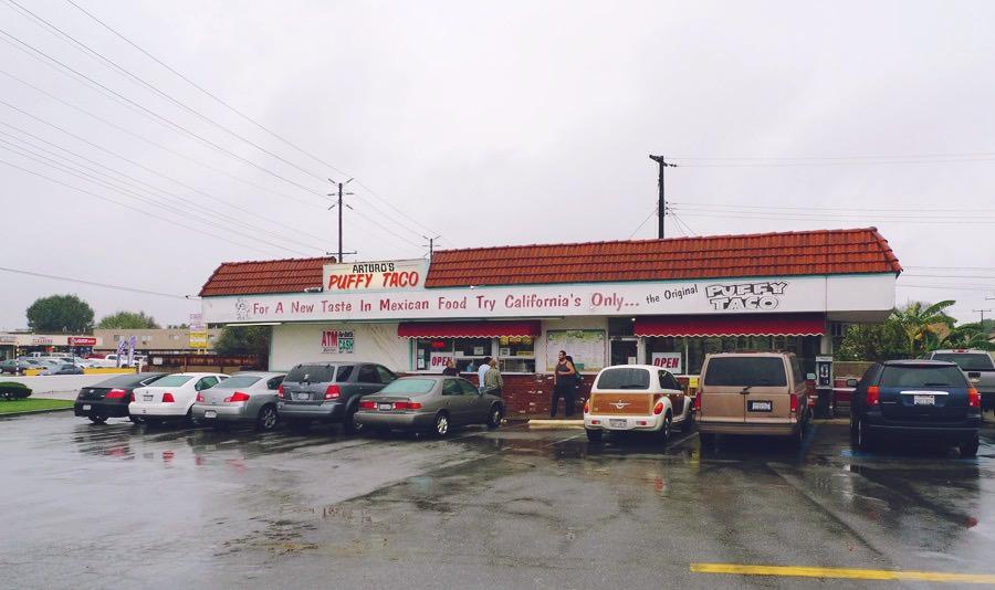 Arturo's Puffy Taco – Landmark Tex-Mex Food
