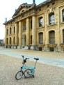 A Folding Bike