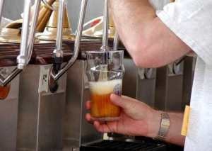 a good draft beer dispenser