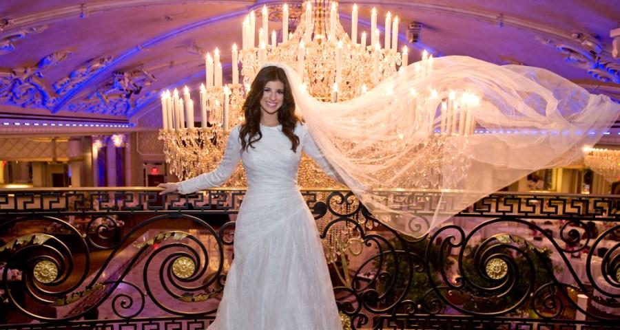 The Venetian NJ Wedding Bride