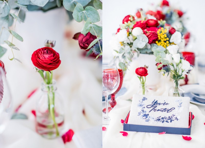 4th of July Independence Day Styled Shoot
