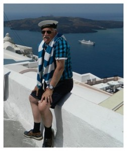 Richard Vallanc Santorini Grreece May 2012