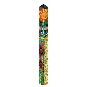 Healing Garden Pole - 4 Feet