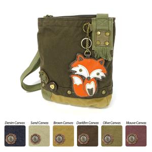Fox Crossbody Bag
