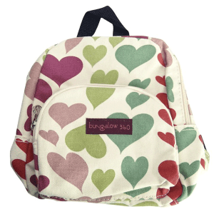 Hearts Bungalow 360 Mini Backpack