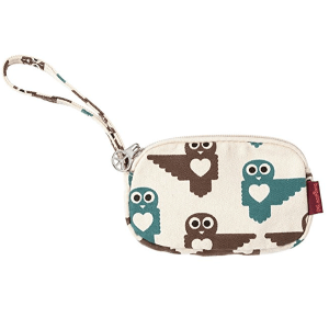 Owl Bungalow 360 Clutch Coin Purse