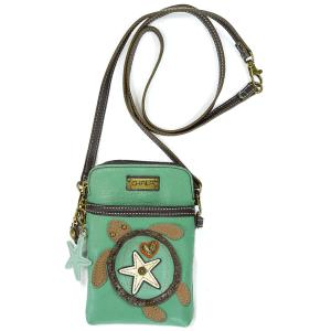 Sea Turtle Cell Phone Crossbody Bag