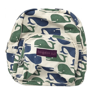 Whales Bungalow 360 Mini Backpack