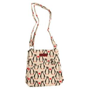 Penguin Bungalow 360 Small Messenger Bag