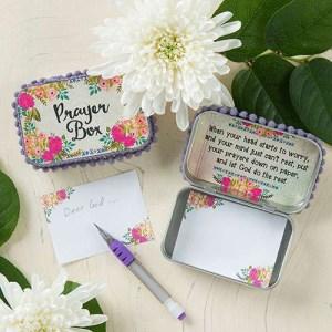 Roses Prayer Box