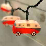 Retro Camper String Lights