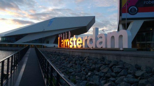 The Eye Museum, Amsterdam by Elizabeth Brunsting - One of six Amsterdam_Art_Venues