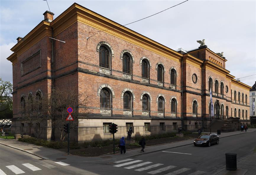 Oslo's Art Museums: Oslo Nasjonalgalleriet