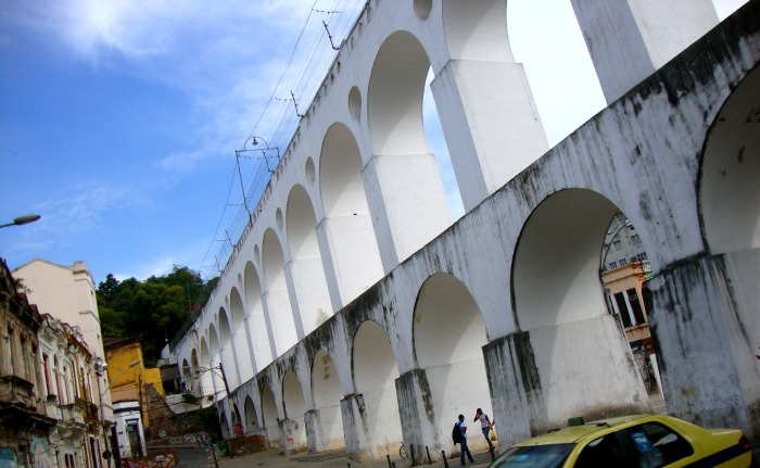 Arcos de lapa - Rio de Janeiro