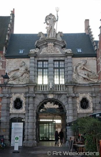 Belgium-Ghent-Oude-Vismijn