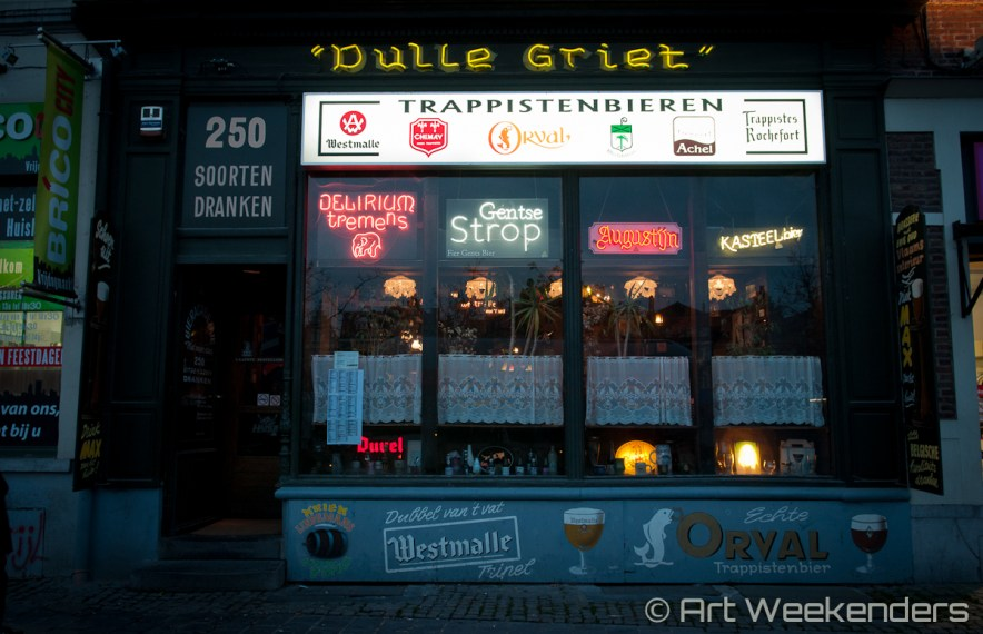 Belgium-Ghent-Cafe-Bar-Beer