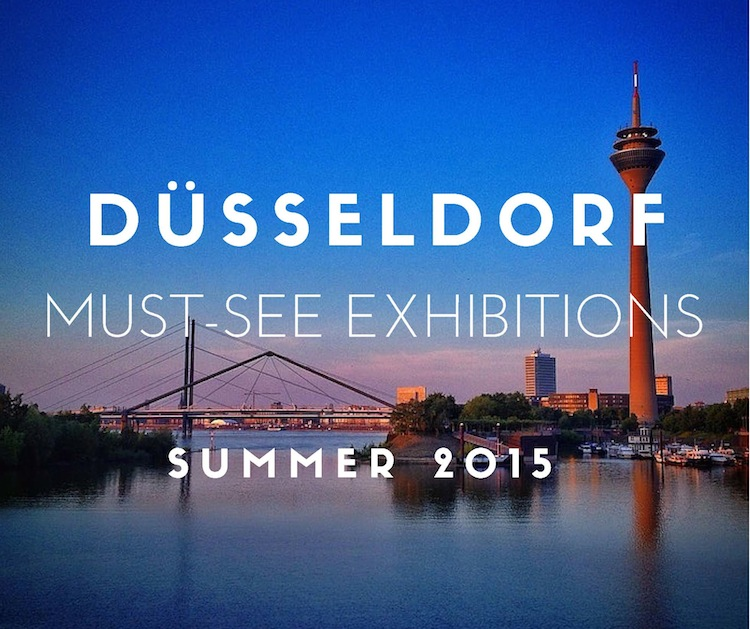 MUST SEE EXHIBITiONS DUSSELDORF