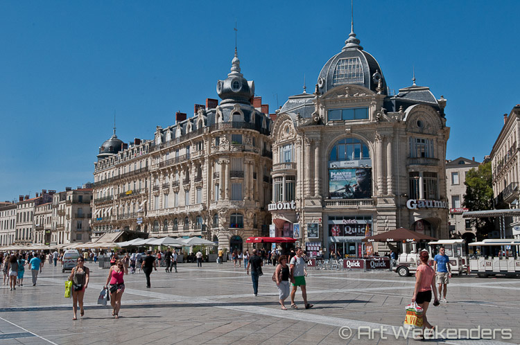 Things_To_Do_In_Montpellier_Place_de_la_Comedie3