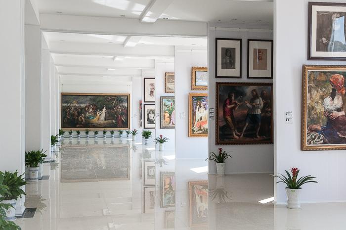 Hua Quan Village China International Art Gallery Russian Art 7