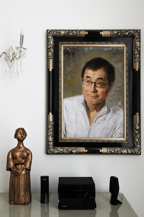 Hua Quan Village Steven Liu painting 7