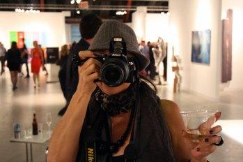 Isabel Rojas Williams at Art Platform Los Angeles 2012