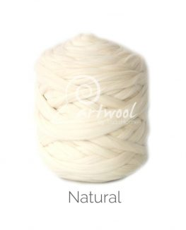 natural Merino Wool Chunky Yarn