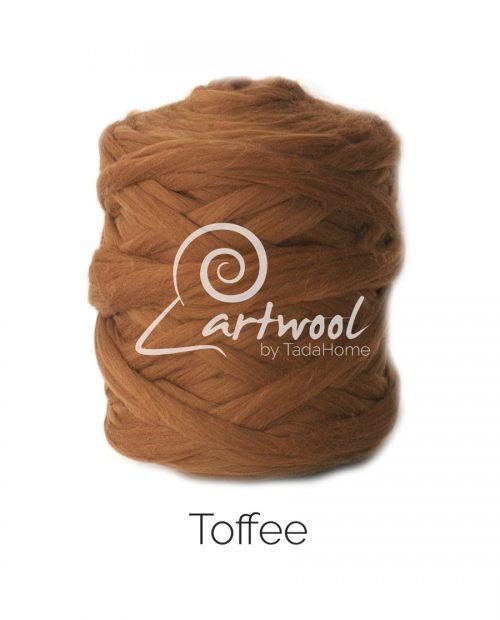 Toffee Merino Wool